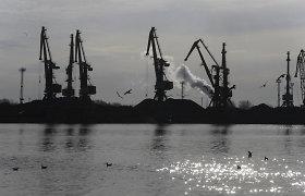 JAV išbraukė Ventspilio uostą iš sankcijų sąrašo
