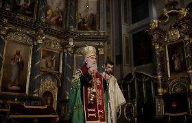 Serbijos Ortodoksų Bažnyčios patriarchas Irenėjus mirė nuo COVID-19 komplikacijų