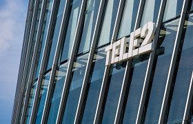 """""""Tele2"""" metai: augo duomenų vartojimas, klientų skaičius ir pajamos"""