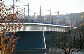 Pirmadienį Panemunės tiltu pradės važiuoti troleibusai
