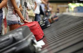 Nepatenkintas oro uosto darbuotojas tyčia sukeitė 286 lagaminų etiketes ir bagažą išsiuntė kitur