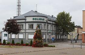 Turto bankas pardavė Plungės policijos pastatą