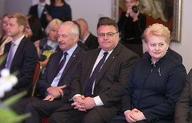 Prezidento rinkimai: ar kas nors iš socialdemokratų galėtų pakeisti D.Grybauskaitę?