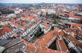 Kodėl vilniečiams įpirkti būstą gerokai sunkiau nei Rygos ir Talino gyventojams?