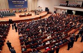 Irako atsakas JAV: neįsileis amerikiečių