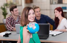 Darbo rinkoje didėja skandinavų kalbų paklausa