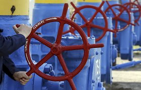 Rusija atnaujino dujų tranzitą per Lietuvą į Karaliaučiaus sritį