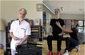 P.Geniušas – apie nematomą šlovės pusę, pianistų skausmus ir nesuvaidintą laimę