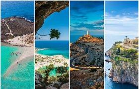 4 Viduržemio jūros salos, kurias verta aplankyti rudenį: kaip iš jų išsirinkti?