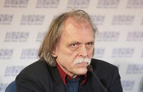 Grupė Seimo narių stojo ginti filosofą Vytautą Rubavičių, kuris mano esąs persekiojamas