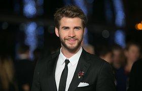 L.Hemsworthas nebe vienišas: su nauja mylimąja pirmąkart pasirodė viešumoje
