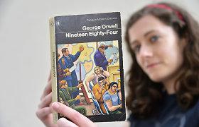 """George'o Orwello sūnus: romanas """"1984-ieji"""" buvo pranašiškas"""
