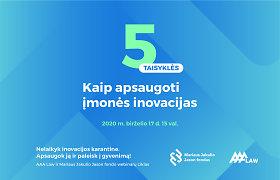 Įdiegęs inovaciją, smulkus ir vidutinis verslas gali plėstis dvigubai sparčiau