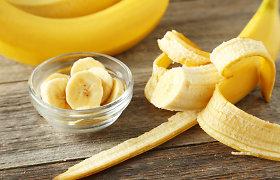 Bananai – slopina nėščiųjų pykinimą, padeda sergant anemija ar opalige