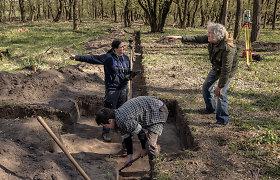 Netikėtai archeologų rastas karvės šonkaulis gali pakeisti Europos istoriją