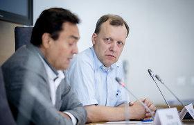 Mitinge dalyvavę politikai žada inicijuoti komisiją tirti teisėsaugos veiksmus
