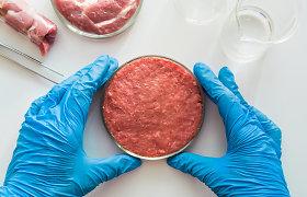 Dirbtinė mėsa – jau ne fantastika: kada ji pasieks Lietuvą?