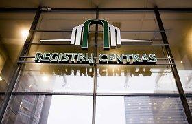 Registrų centras atnaujins sistemas: neatidėliotinus darbus prašoma užbaigti iki 18 val.
