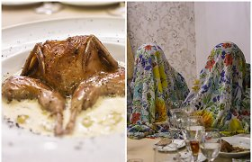 Vakarienė po marška: kodėl Lietuvos didikai slėpėsi valgydami keptą putpelę
