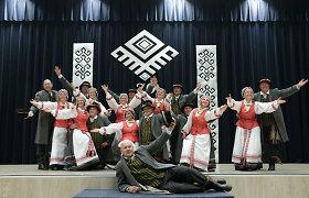 """Unikalus tautinių šokių kolektyvas """"Džiaukis"""": jie mėgaujasi tuo, ką daro"""