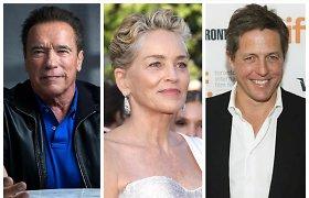 Ar pažinsite šiuos 15 garsių aktorių, kuriems – per 60 metų?