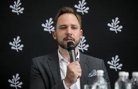 """Koronavirusu persirgęs operos solistas Jonas Sakalauskas: """"Esu gyvas liudininkas, kokia ši liga rimta"""""""