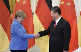 Iš Briuselio trimituojama apie visų ES narių paramą susitarimui su Kinija, bet Lietuva žada priešintis