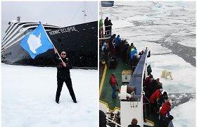Už ekspediciją lietuvio kapitono M.Oginsko laivu keliautojai moka ir po 50 tūkst. eurų