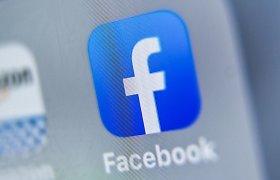 """Italija skyrė """"Facebook"""" 7 mln. eurų baudą dėl netinkamos duomenų apsaugos politikos"""