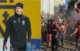 """Į """"Serie A"""" žengusio klubo lietuvis: """"Miestas šventė tol, kol užsimušė sirgalius"""""""
