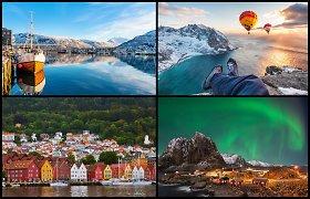 Ar pažįstate Norvegiją? Įveikite 30 klausimų testą ir laimėkite pietus su Norvegijos ambasadoriumi Vilniuje!