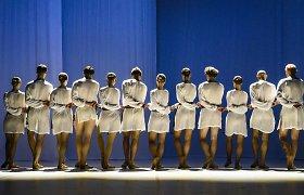 """Choreografė M.S.Šimulynaitė: dėl pandemijos """"Vaivos juosta"""" tapo sudėtingiausiu iš visų mano kurtų pastatymų"""
