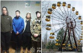 """Černobylyje sulaikytas lietuvis """"stalkeris"""" – gavo baudą ir turi palikti šalį"""