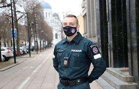 """8 kartus gyvybę gelbėjęs pareigūnas iš Kauno: """"Kai tavo akyse atsigauna žmogus – šypsena veide, bet gerklėje – tarsi gumulas"""""""