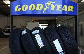 """""""Goodyear"""" ir """"Cooper"""", dvi didžiausios JAV padangų gamintojos, vienija jėgas"""
