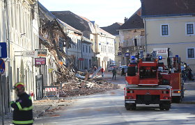 Lietuva skirs humanitarinę pagalbą nuo žemės drebėjimo nukentėjusiai Kroatijai