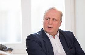 """""""Pilkojo kardinolo"""" grįžimas? G.Landsbergis patarėju svarsto skirti A.Janušką"""