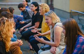 Trečiajame mentorystės kino ir TV moterims sezone – rekordinis dalyvių skaičius