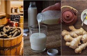 Gera nuotaika ir stiprus imunitetas – mitybos ekspertė pataria, ką valgyti žiemą
