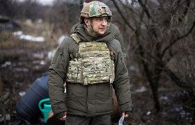 V.Zelenskio patarėjas: Kijevas neatmeta karinės konfrontacijos su Rusija galimybės
