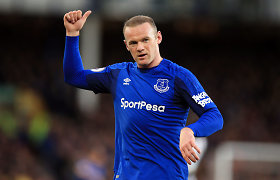 Wayne'as Rooney sugrįžta į Angliją – ir žais, ir treniruos