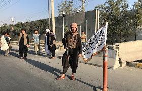 """Pentagono vadovas: """"al Qaeda"""" gali pamėginti vėl įsitvirtinti Afganistane"""