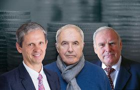 30 svarbiausių nepriklausomos Lietuvos verslininkų: nuo inovatorių iki filantropų
