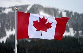 To apie Kanadą tikriausiai nežinojote: kaip gražios vėliavos pasirinkimas tapo rietenų ir net grasinimų priežastimi