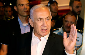 """Palestiniečių premjeras: B.Netanyahu pasitraukimas užbaigia """"vieną blogiausių laikotarpių"""""""