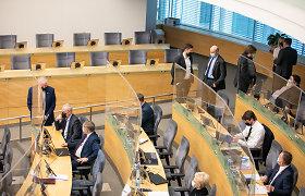 Seimas paskyrė du Valstybinės kultūros paveldo komisijos narius