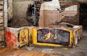Ypatingas radinys Pompėjoje – tūkstantmečius skaičiuojanti greito maisto užkandinė