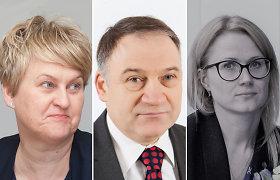 Ne visi kandidatai į KT teisėjus pažįstami politikams, bet teisininko vertinami gerai