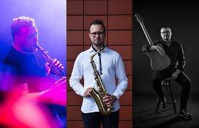 Patirtį užsienyje kaupę muzikantai pildys džiazo spragas regionuose