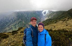 Metus Naujojoje Zelandijoje viešintys Agnė ir Vaidas – apie darbą pieno fermoje, kodėl vietiniai skundžia keliautojus ir ką verta pamatyti